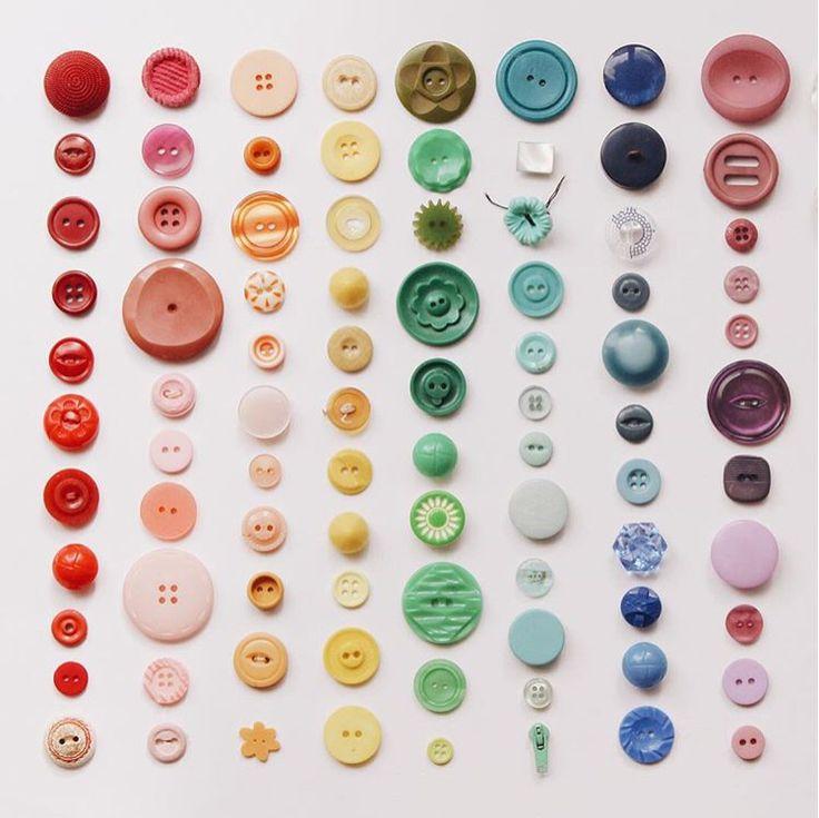 Button rainbow.