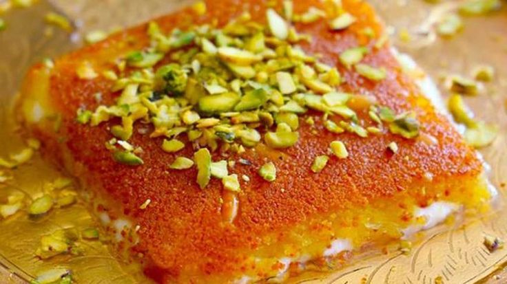 Kanafeh, a Middle Eastern sweet that has its roots in Turkey, has found its way via Palestine to Jordan, where despite the influx of Syrian refugees and a struggling economy pastry shops are thriving.