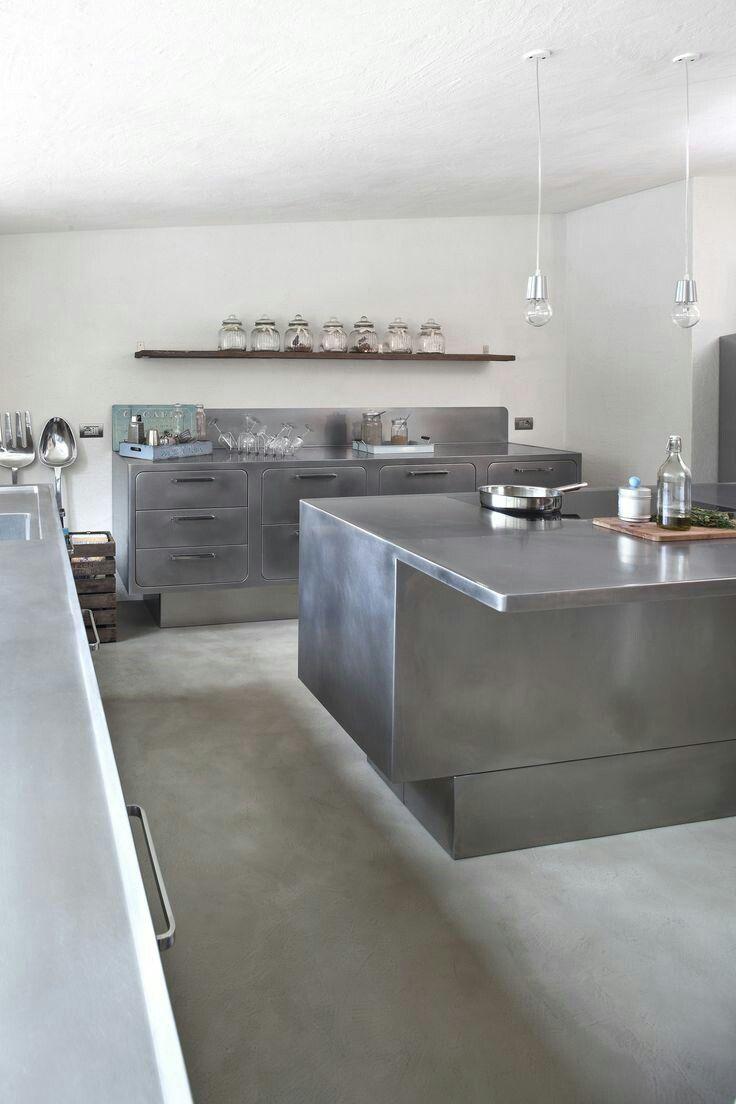 Prisma pro interior plat series amp tech series - Stainless Steel Kitchen