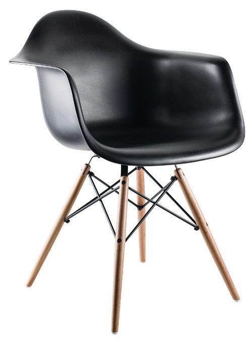 Las 25 mejores ideas sobre sillas eames en pinterest eames silla de comedor eames y charles - Silla charles eames ...