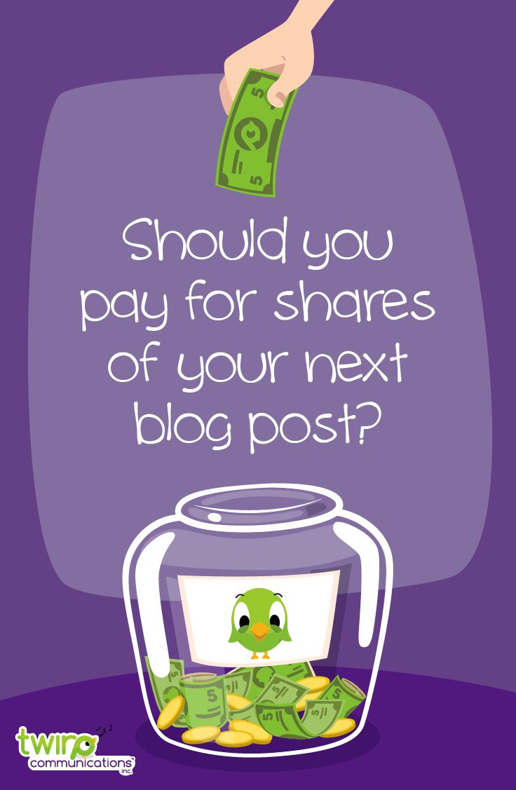 Should you pay a service to help you promote your blog post? I tested two blog promotion programs, Quuu and DrumUp. Click here to see which one performed best. via @anitakirkbride