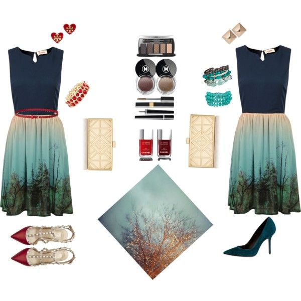 """Details rule: one dress two looks"" by mirra-morgenstern on Polyvore"