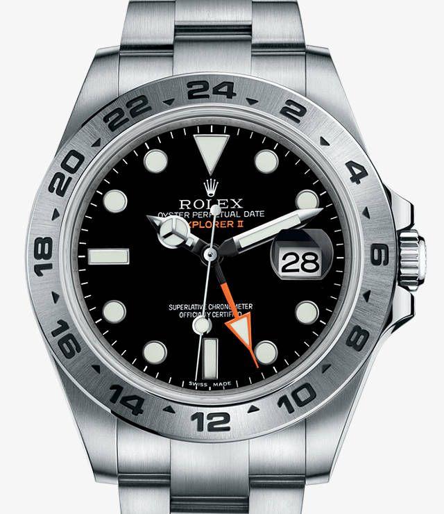 Rolex Explorer II Watch: 904L steel - 216570 ...repinned für Gewinner! - jetzt gratis Erfolgsratgeber sichern www.ratsucher.de