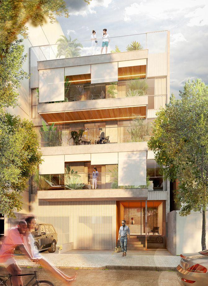 LYGIA REISEN 25 - Cité Arquitetura
