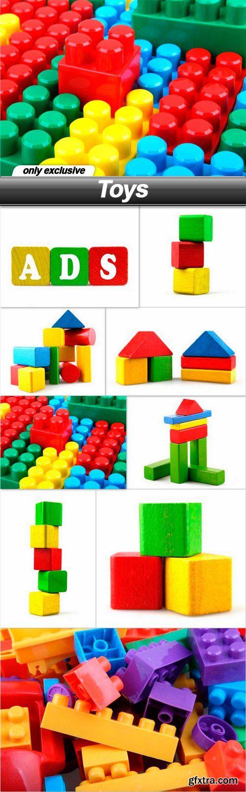 Toys - 10 UHQ JPEG