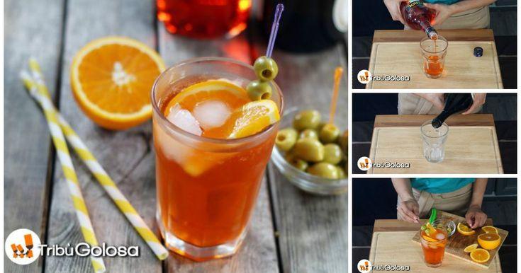 Prepara il vero spritz, l'aperitivo estivo più gettonato