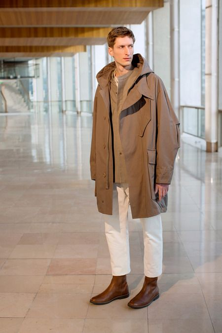 Christophe Lemaire | Fall 2014 Menswear Collection | Style.com