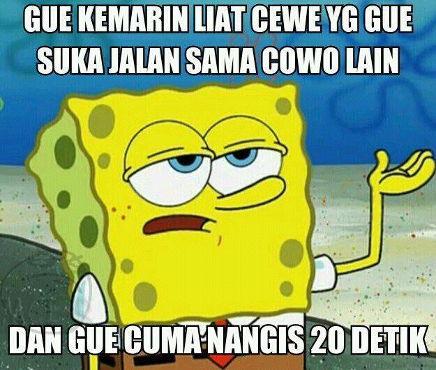 spongebob strike  by : Ari Cool
