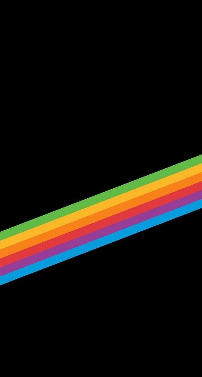 Pin By Timea Kuncak On Wallpaper Rainbow Wallpaper