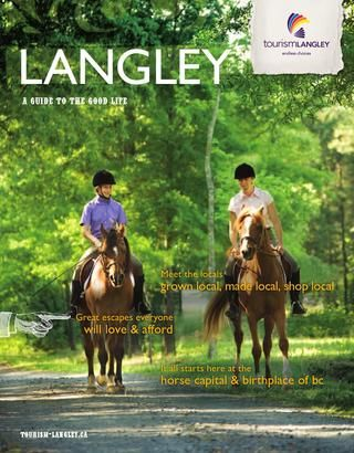 #Langley Visitor Guide #langleybc #langleyfresh #britishcolumbia #tourismbc