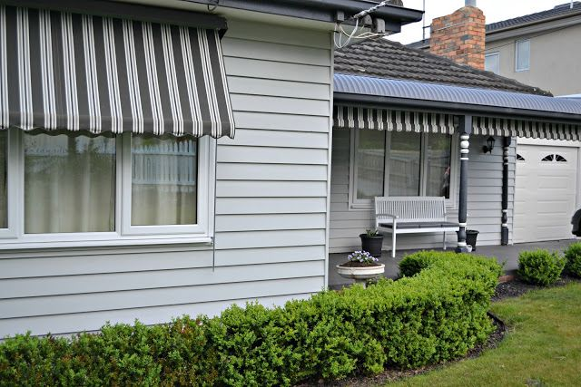The Front Verandah: A Small Makeover (Done)