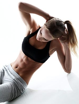 Best Lower Abs Exercises for Women plus a good article to read