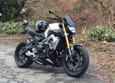 YAMAHA MT-09 (2014) : Pick up Motorcycles