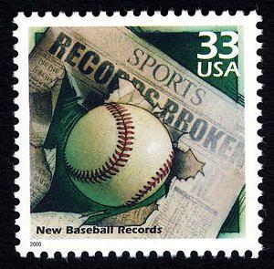 33c New Baseball Records single, May 2000
