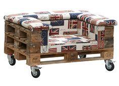 British sillón