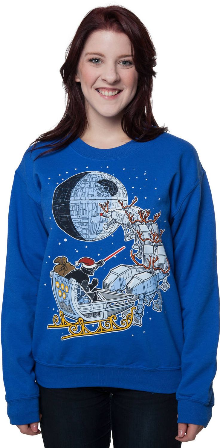 25 best [STAR WARS] Ugly Christmas Sweaters images on Pinterest ...