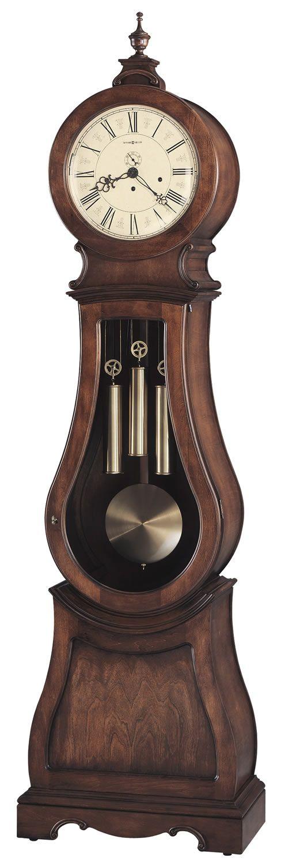 Howard Miller 611-005 Arendal Scandinavian Design Floor Clock