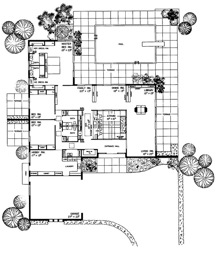 56 Best Images About Floorplans On Pinterest Luxury