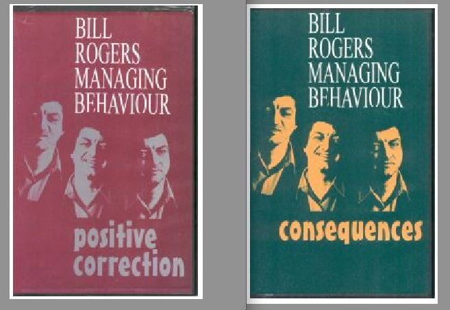 Bill Rogers Top 10 Behaviour Tips