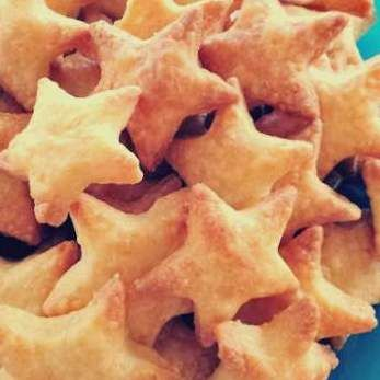 Recipe Cheesy Crackers by Thermo-mixin It Up - Recipe of category Baking - savoury