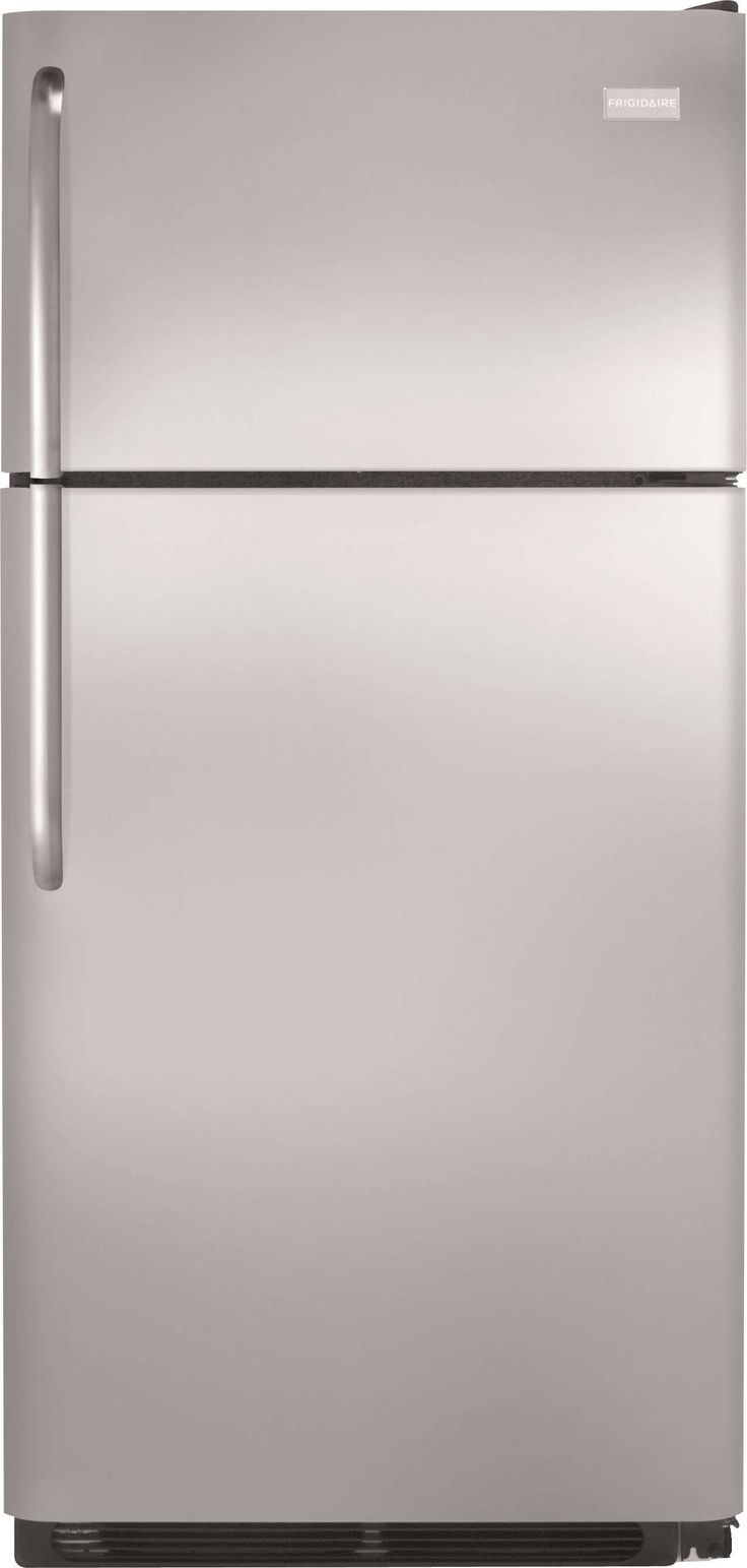 Lowest price on Frigidaire FFTR1821QS 18.0 Cu. Ft. Stainless Steel Top Freezer Refrigerator - Energy Star. Shop today!