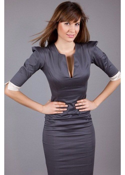 Hey, I found this really awesome Etsy listing at http://www.etsy.com/listing/162499811/office-dress-very-elegant-and-cambrei