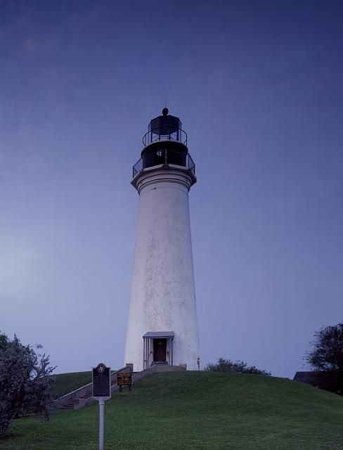Port Isabel Light, Brownsville, Texas