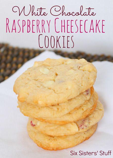 Raspberry Cheesecake, Raspberry Cheesecake Cookies, Recipes Cookies ...