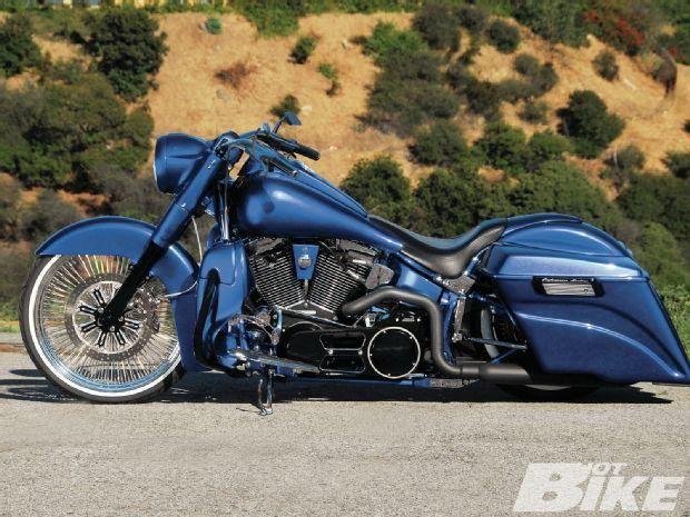 2006 Harley Davidson Softail Deluxe-Custom.