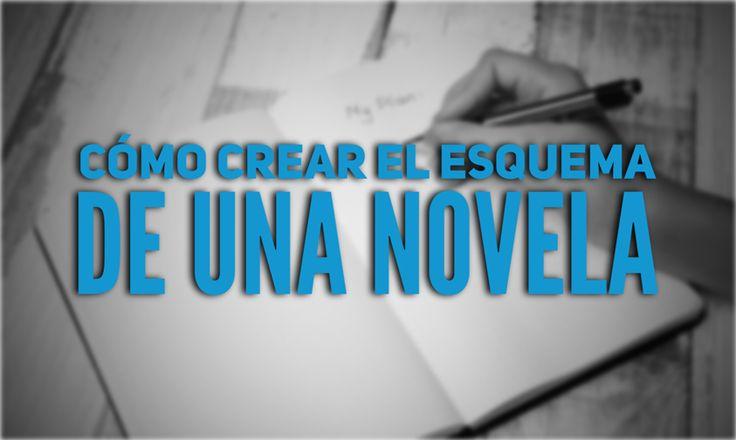 Crear el esquema de una novela forma parte del proceso de escritura y te ayudará a escribir historias más solidas y coherentes. Te contamos cómo hacer uno.