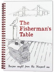 Get great Seafood recipes with this Fisherman's Cookbook! Order now at www.thelobsterguy.com