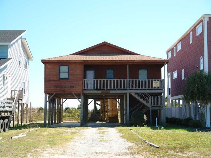 Holden beach nc packed inn 481 a 4 bedroom oceanfront - 4 bedroom cabins in north carolina ...