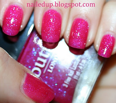 Butter London Spring/Summer 2012 Collection: Disco Biscuit.  This will be mine!