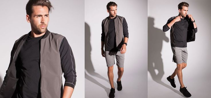 The Gastown Jacket by Strongbody Apparel