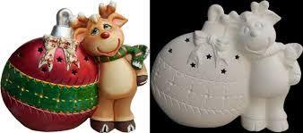 Resultado de imagen para figuras de ceramica de navidad