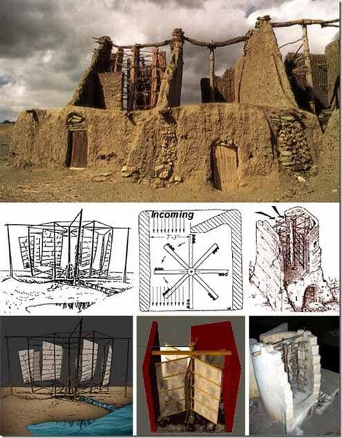 Detik Unik : Beberapa Karya Arsitektur Kuno Yang Paling Menakjubkan