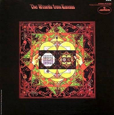 """The Wizards From Kansas"" (1970 Mercury)."