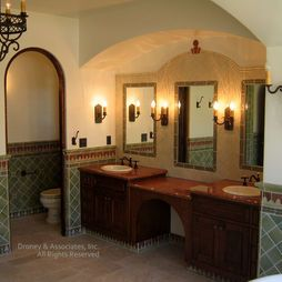 1000 images about my house bathroom on pinterest for Spanish style bathroom