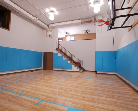 17 best images about house indoor basketball on pinterest Indoor basketball court ceiling height
