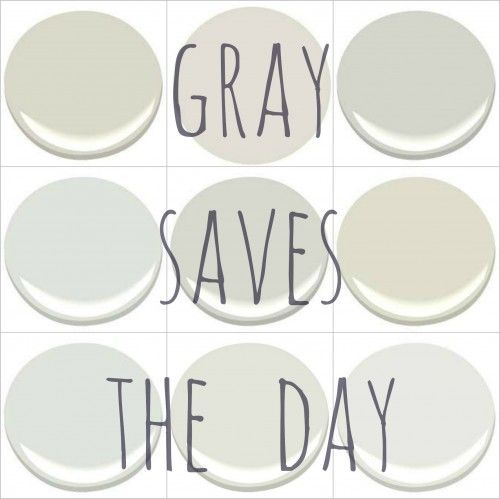 GREAT GRAY SAVES THE DAY