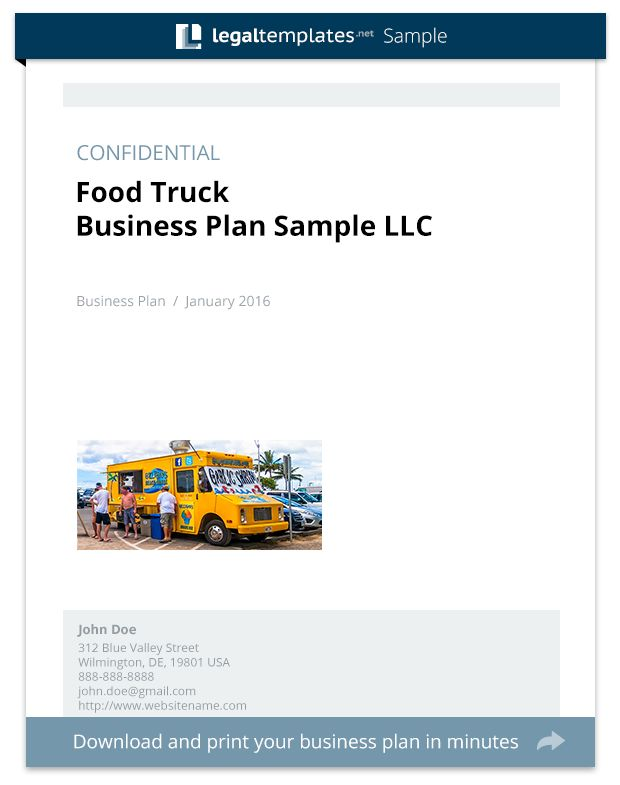 Best 25+ Business plan pdf ideas on Pinterest Small business - food truck business plan
