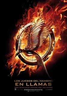 'Los Juegos del Hambre: En llamas' - Teaser trailer en español (HD) ~ cineypalomitas
