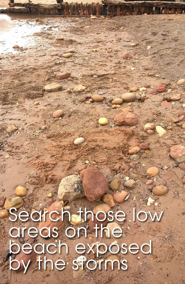 Beach Metal Detecting Finds In Devon | Metal Detecting Tips, Finds, Advice And News!