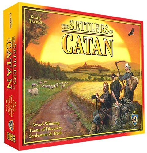 how to play settlers of catan game of thrones