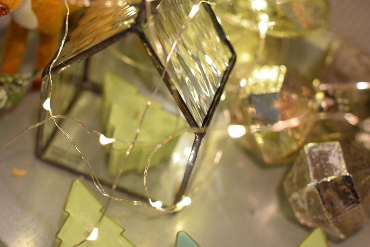 tree tealight candle / blog.naver.com/iamnever