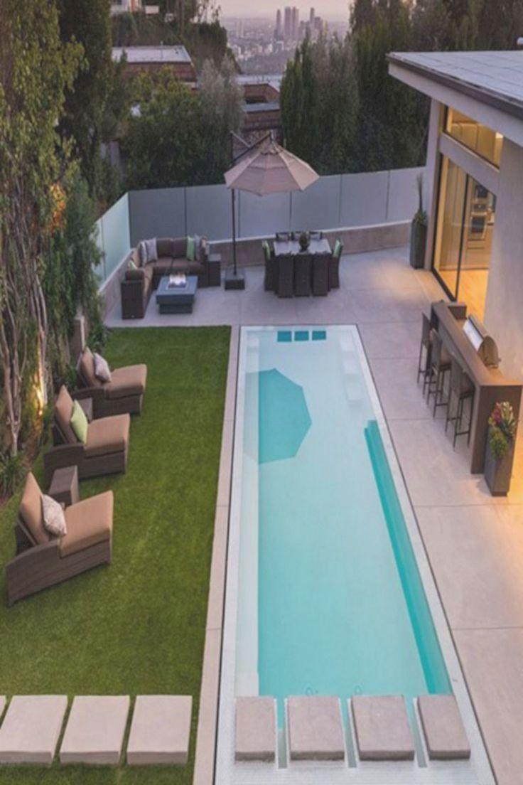 455 best piscinas modernas images on pinterest pools for Piscinas modernas