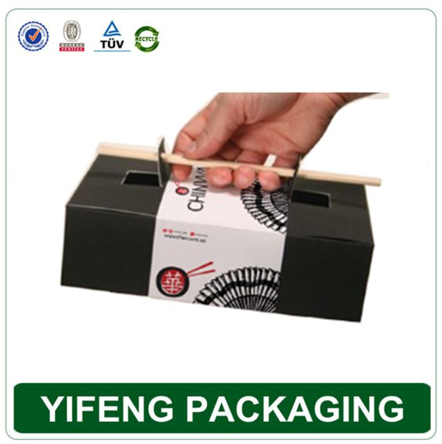 Source Custom design paper sushi box for takeaway sushi packaging on m.alibaba.com