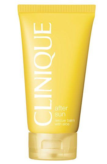 Sunburn Remedy: Clinique After Sun Rescue Balm with Aloe