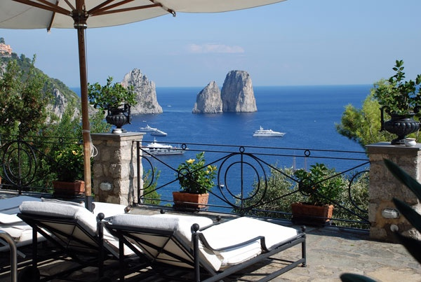 15 best images about amalfi coast houses on pinterest for Capri luxury villas