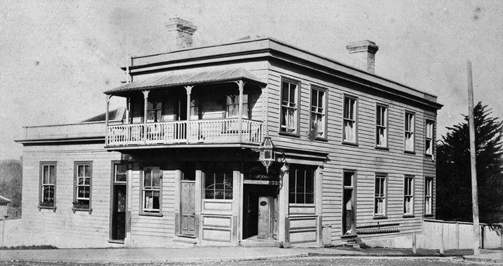 Cavalier Tavern, Ponsonby, Auckland